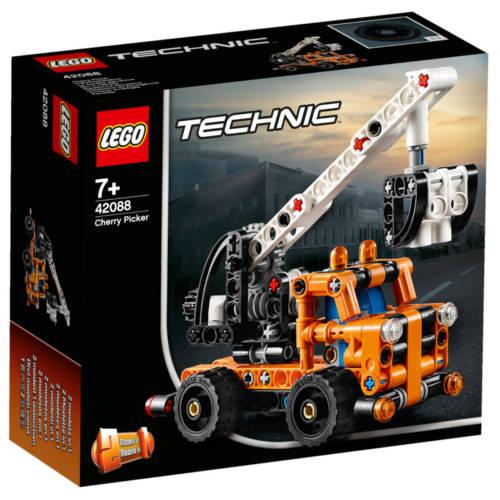 Ludibrium-LEGO Technic 42088 - Hubarbeitsbühne