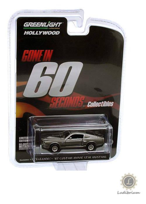 Greenlight -  'Gone in 60 Seconds' Diecast Modellauto 'Eleanor'
