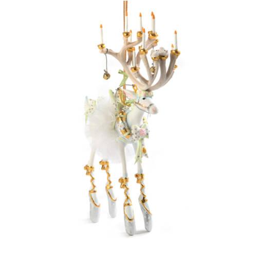 Krinkles - Moonbeam Rentier Dancer Ornament