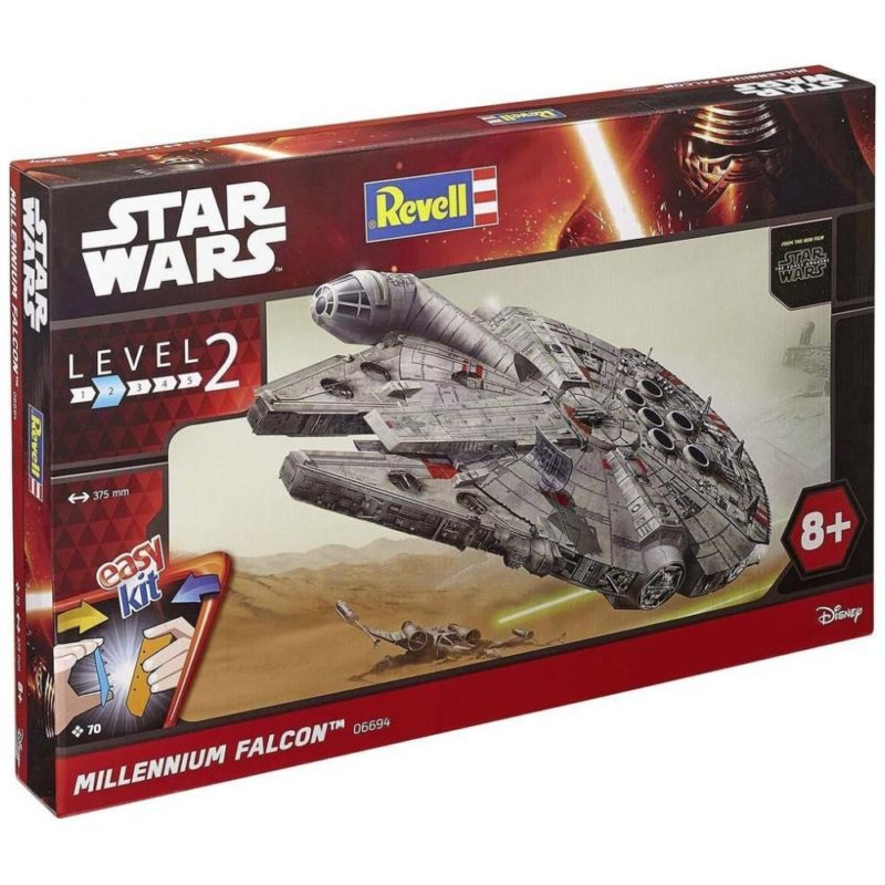 Revell 06694 - Star Wars easykit Millenium Falcon