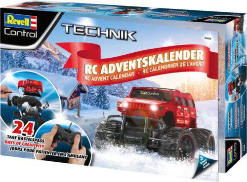 Revell 01022 - Adventskalender RC-Truck 2019