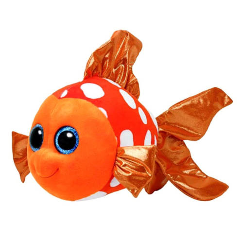 Ludibrium-Beanie Boos - Sami der Clown-Fisch - 15 cm