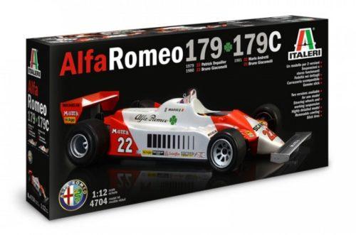 ITALERI 4704 - Alfa Romeo 179/179C