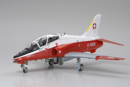 Tamiya - Hawk Mk.66 Swiss Air Force 1/48