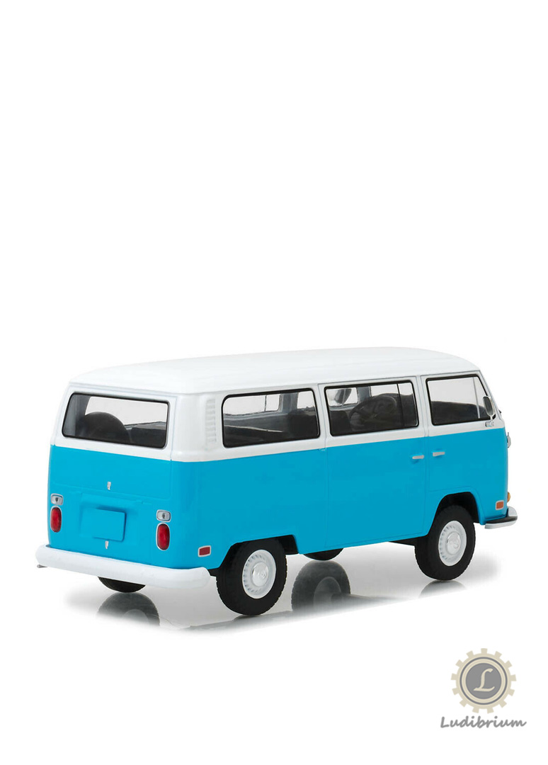Greenlight - VW T2 b Bus 1971 Dharma Lost