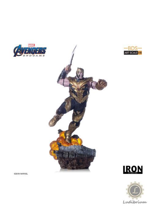 Avengers - Endgame BDS Art Scale Statue 1/10 - Thanos 36 cm