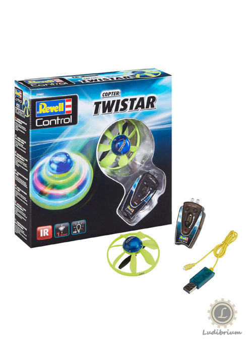 Revell - 23862 Copter TwiStar