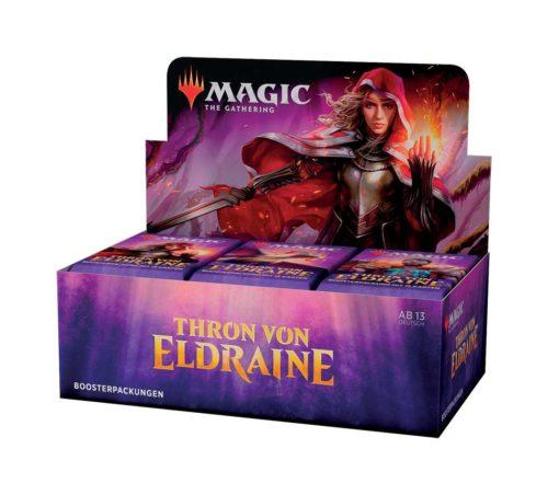 Magic the Gathering - Thron von Eldraine Booster - deutsch