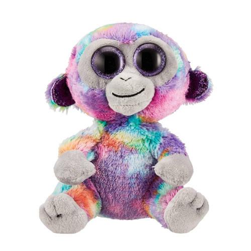 Ludibrium-Beanie Boos - Zuri Affe bunt klein