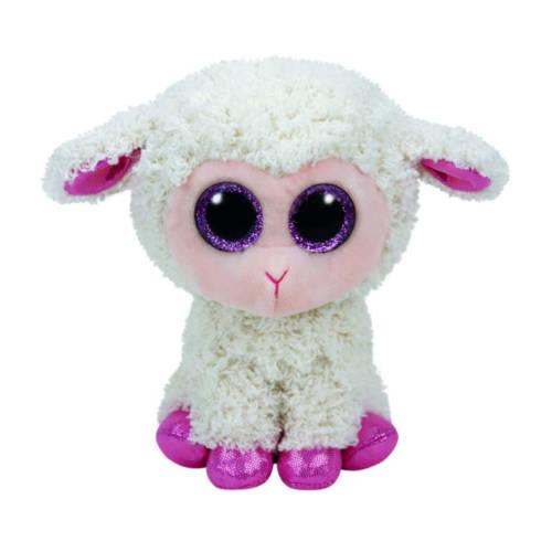 Ludibrium-Beanie Boos - Twinkle Lamm klein