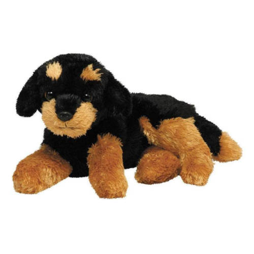 Ludibrium-Beanie Babies - Hund Rottweiler