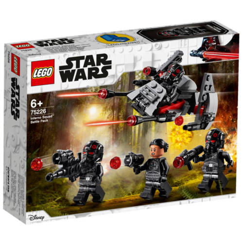 Ludibrium-LEGO® Star Wars™ 75226 - Inferno Squad™ Battle Pack