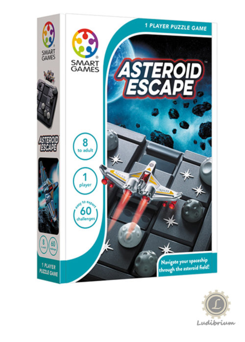 SMARTGAMES - Asteroid Escape