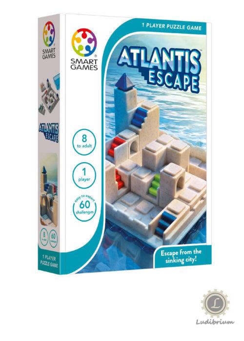 SMARTGAMES - Knobelspiel Atlantis Escape