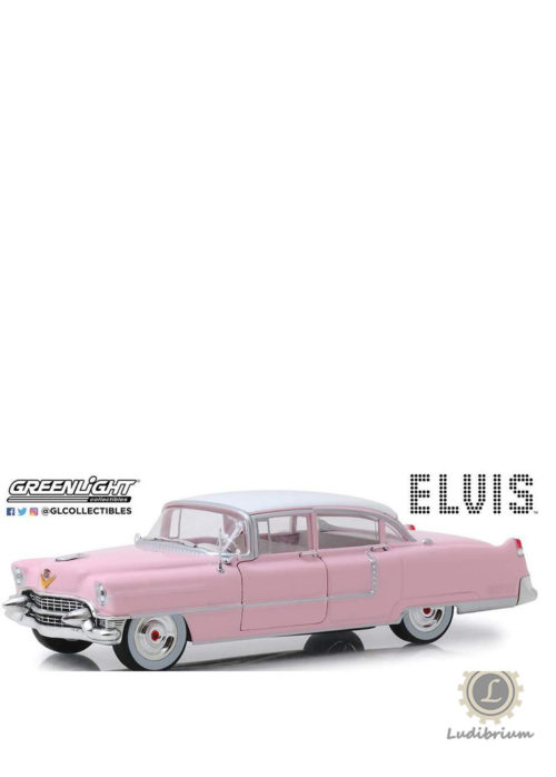 Greenlight - 84092 Elvis Presley Cadillac Fleetwood Series 60