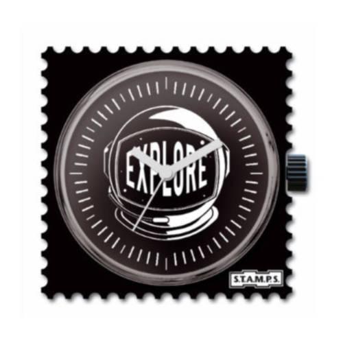 S.T.A.M.P.S. - Uhrenmotiv Exploré