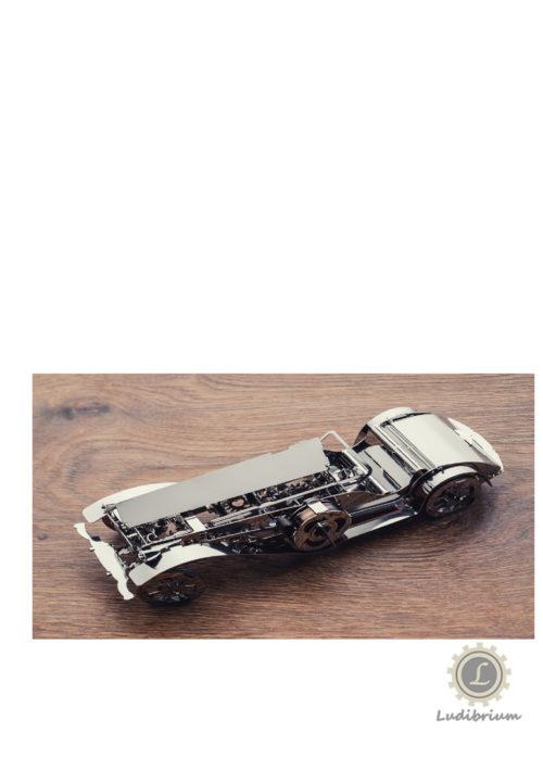 Time4Machine - Glorious Cabrio 2- Metallbausatz