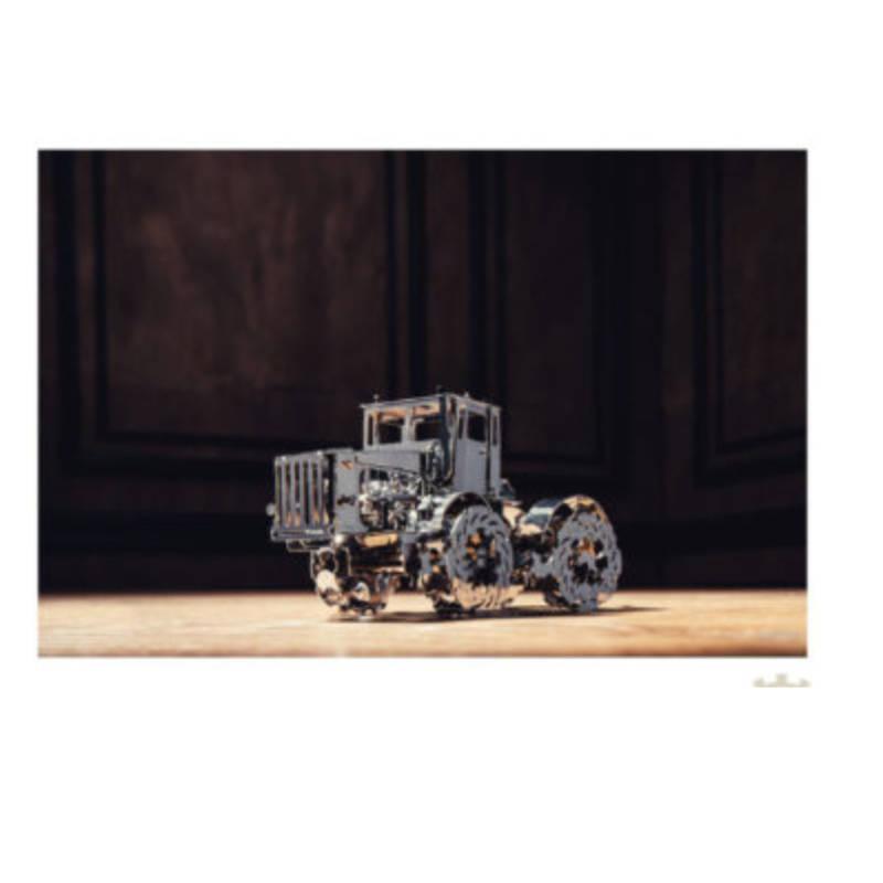 Time4Machine - Hot Tractor - Metallbausatz