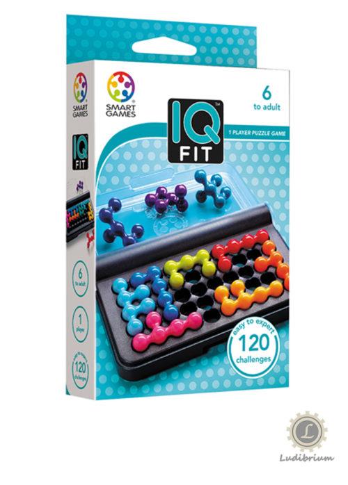 SMARTGAMES - IQ Fit (Spiel)