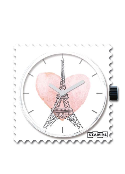 S.T.A.M.P.S. - Uhrenmotiv Paris
