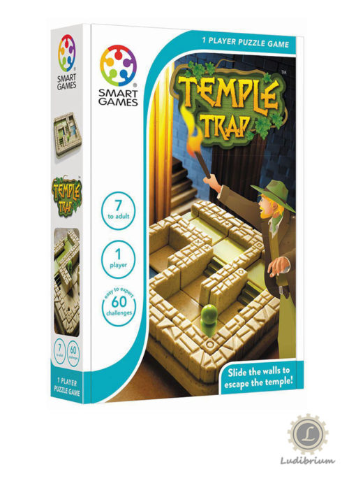 SMARTGAMES - Knobelspiel Temple Trap