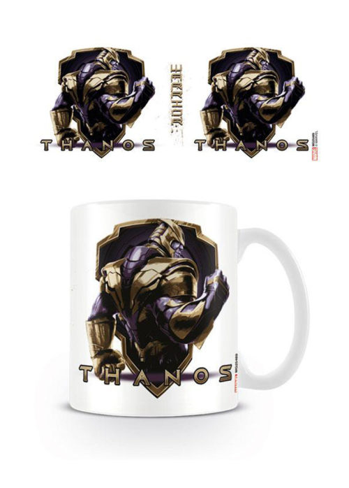 Avengers: Endgame Tasse Thanos Warrior