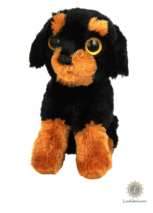 Beanie Babies - Hund Rottweiler