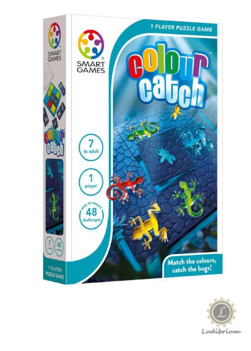SMARTGAMES - Knobelspiel Colour Catch