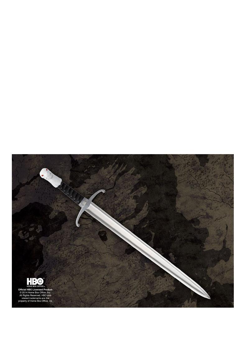 Game of Thrones - Brieföffner Longclaw Schwert 23 cm