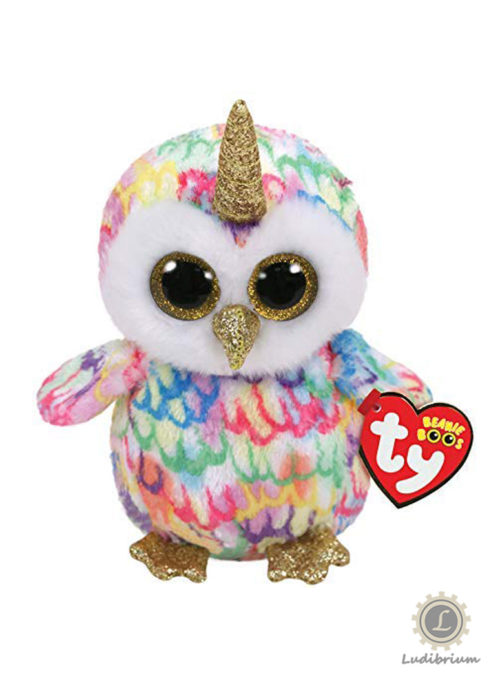 Beanie Boos -Enchanted, Eule mit Horn