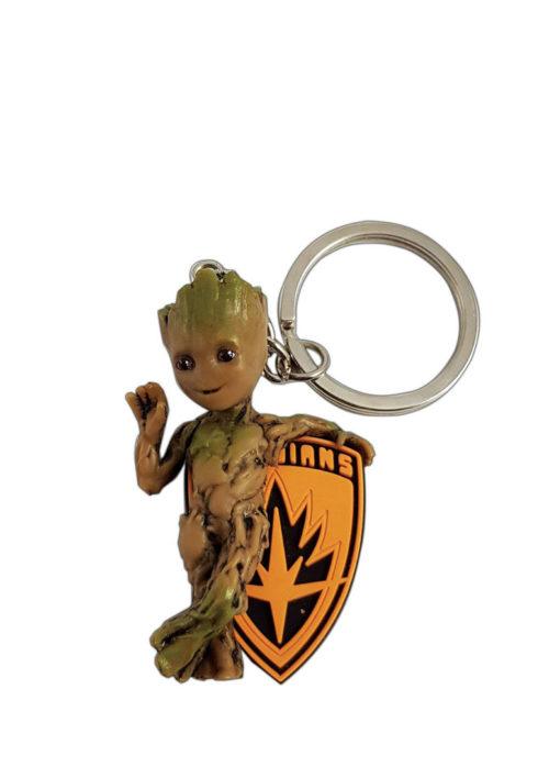 Marvel Comics - Baby Groot PVC Schlüsselanhänger