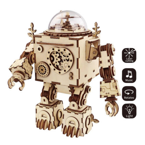 ROKR -Steampunk Music Box