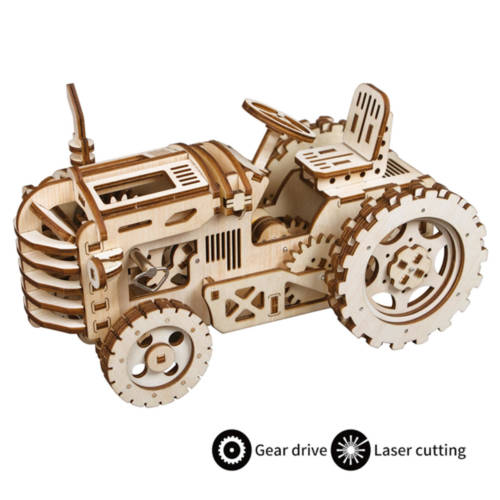 ROKR -Tractor