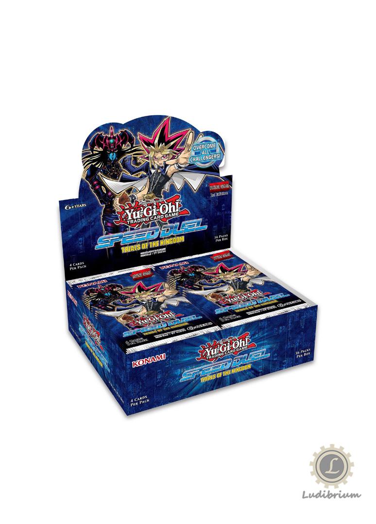 """Yu-Gi-Oh! - Speed Duel """"Trials of the Kingdom"""" Deutsche Ausgabe"""