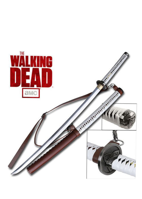 The Walking Dead Replik 1/1 Michonne Katana Deluxe Collectors Edition 105 cm
