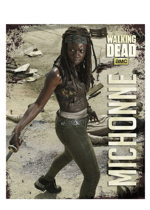 The Walking Dead Replik 1/1 Michonne Katana Deluxe Collectors Edition 105 cm