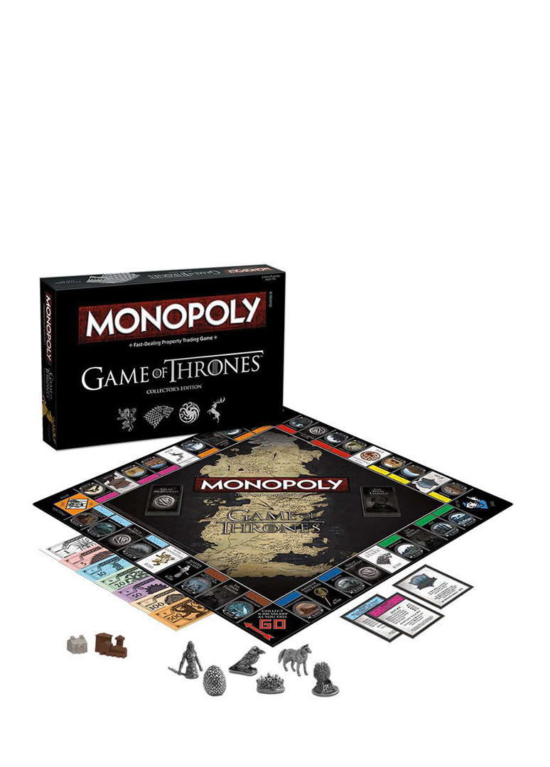 Game of Thrones Brettspiel Monopoly Collectors Edition *Deutsche Version*