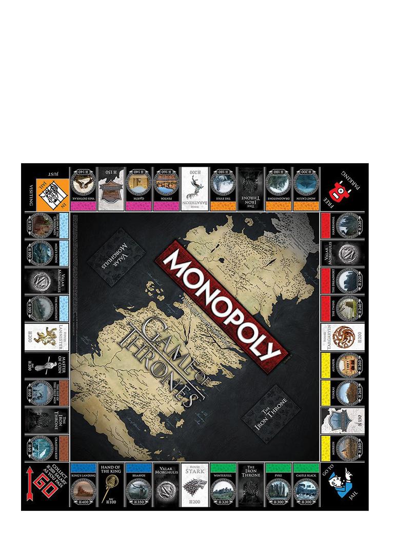 Game of Thrones Brettspiel Monopoly Collectors Edition *Deutsche Version*