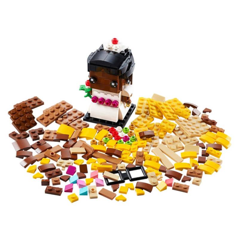 Ludibrium-LEGO® BrickHeadz 40383 -Braut
