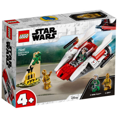 Ludibrium-LEGO® Star Wars™ 75247 - Rebel A-Wing Starfighter™