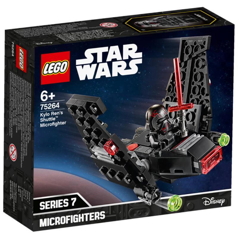 Ludibrium-LEGO® Star Wars™ 75264 -Kylo Rens Shuttle™ Microfighter - Klemmbausteine