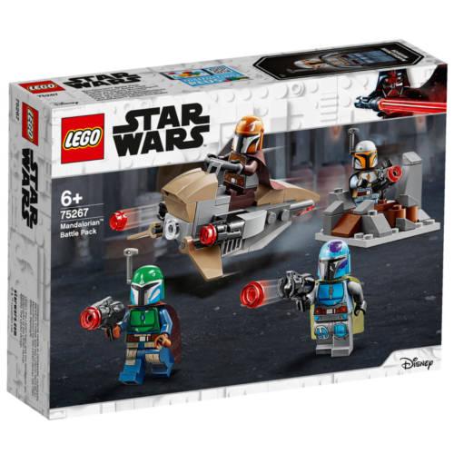 Ludibrium-LEGO® Star Wars™ 75267 - Mandalorianer™ Battle Pack