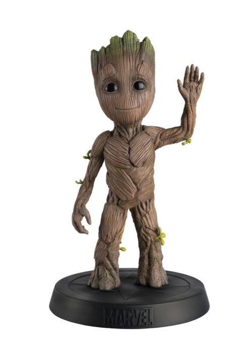 Marvel Movie Collection - MEGA Life-Size Statue - Baby Groot Special