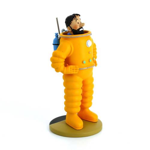 Haddock Astronaut /Haddock cosmonaut