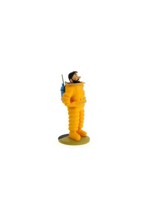 Moulinsart - Haddock Astronaut /Haddock cosmonaut