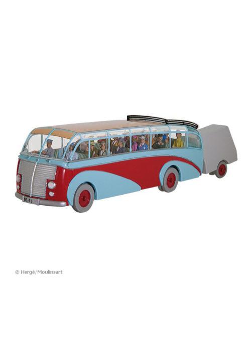 Swissair Bus / L'autobus de la Swissair , 14 cm