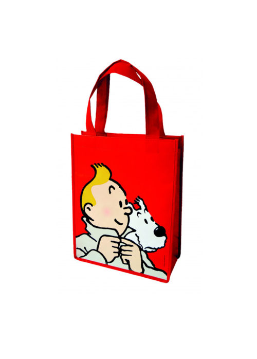 Tim & Struppi - Sac semi impermeable Tintin & Milou petit
