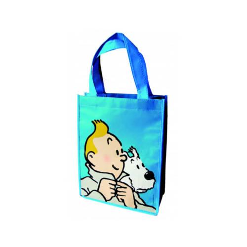 Moulinsart - Tim & Struppi - Sac semi impermeable Tintin & Milou petit