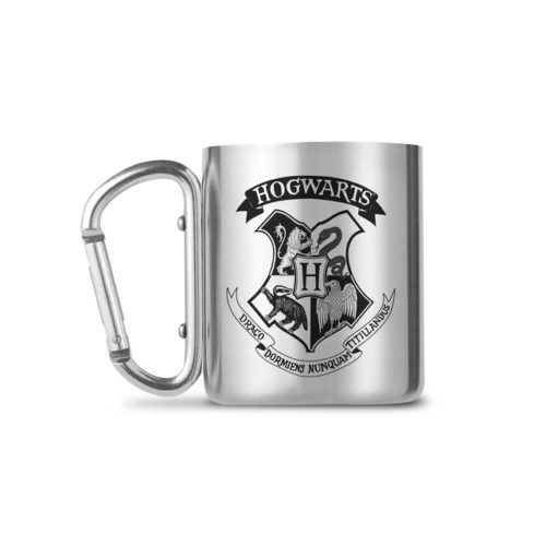 Harry Potter - Hogwarts  - Carabiner Thermotasse