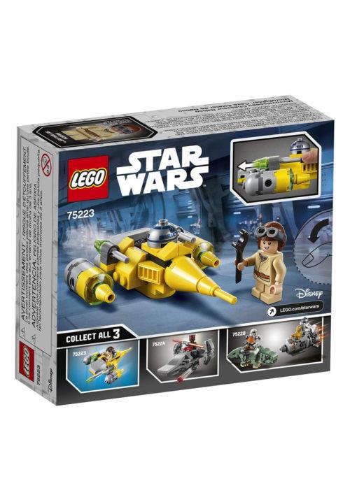 LEGO® Star Wars™ 75223 - Naboo Starfighter™ Microfighter